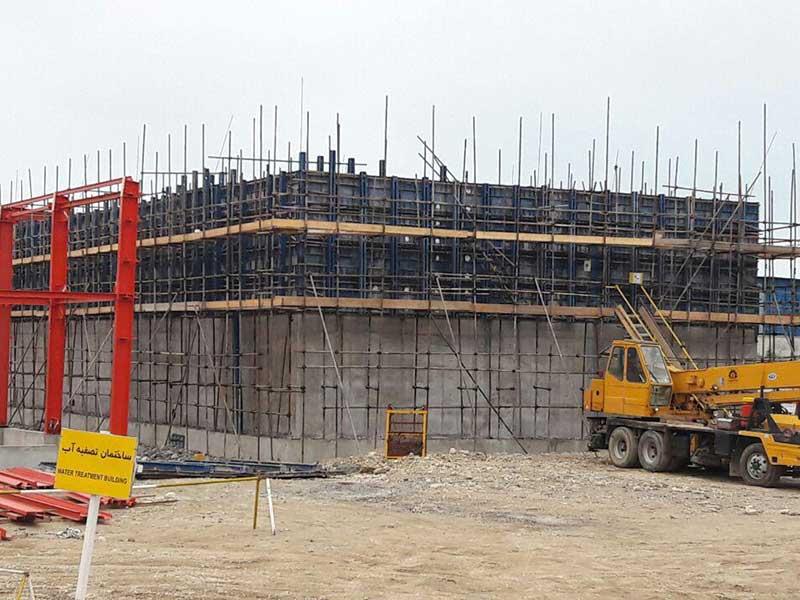 نیروگاه سیکل ترکیبی نوشهر